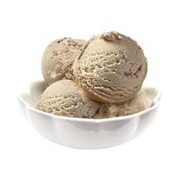 Helado de caramelo y mantequilla 100% artesano 2,5Ltrs