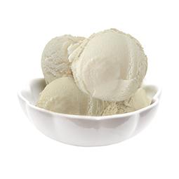 Helado de chocolate blanco 100% artesano 2,5Ltrs