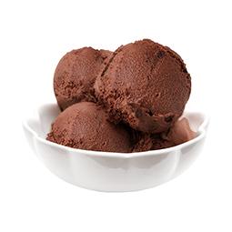 Helado de chocolate con naranja 100% artesano 2,5Ltrs