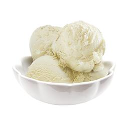 Helado de nata 100% artesano 2,5Ltrs