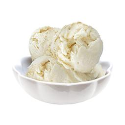 Helado de yogurt con albaricoque veteado 100% artesano 2,5Ltrs