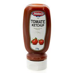 Ketchup top down bote