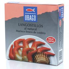 Langostillo 550Gr Ubago