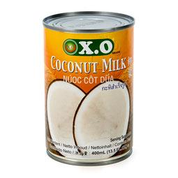 Leche de coco lata