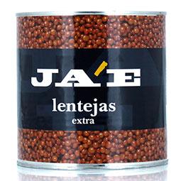 Lenteja cocida Jae formato hostelería