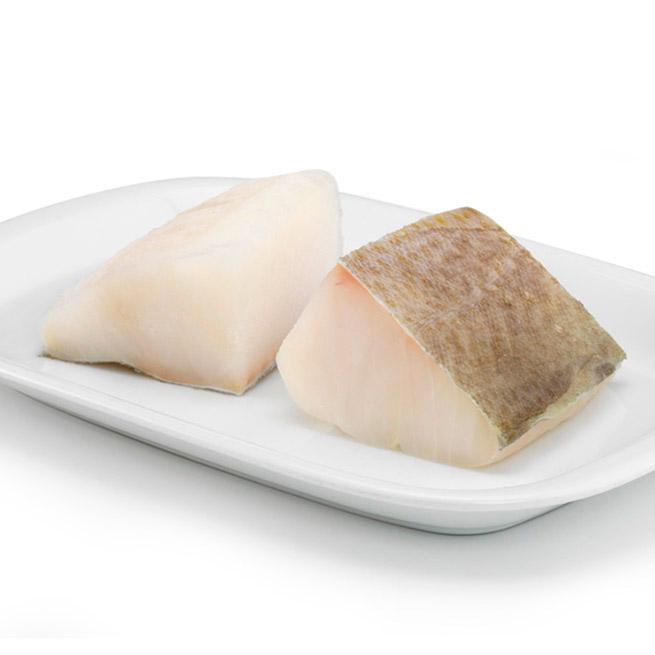 Lomo de bacalao a punto de sal Generoso racionado a 250Gr