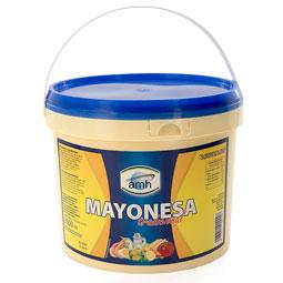 Mahonesa 3,6Kg 80% Materia Grasa