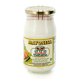 Mahonesa blanca 465Ml