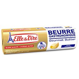 Mantequilla en rollo 82% sin sal Elle Vire