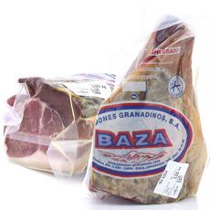 Maza de jamón serrano Baza