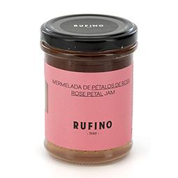 Mermelada artesana de pétalos de rosa