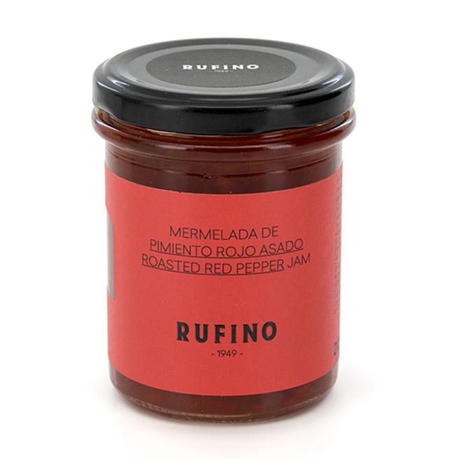 Mermelada artesana de pimiento rojo asado