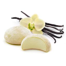 Mochi (Yukimi Daifuke) de helado de vainilla 9 bolitas