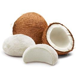 Mochi de coco (6 bolitas de 32 Gr.)