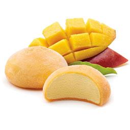 Mochi de mango (6 bolitas de 32 Gr.)