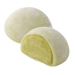 Mochi helado de té verde 6 bolitas