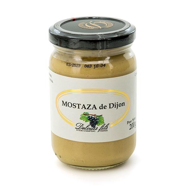 Mostaza Dijon 200Gr Delouis Fils
