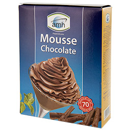 Mousse de chocolate 70 raciones
