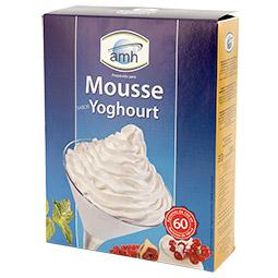 Mousse de yoghourt 60 raciones