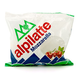 Mozzarella Alpilatte fresca bola ideal ensaladas