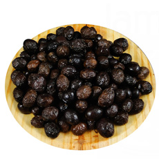 Aceituna Negra Bolvina Cubo 5 Kg.