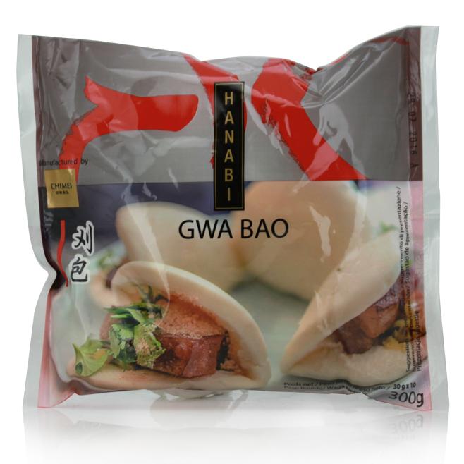 Pan Gwa Bao 300Gr