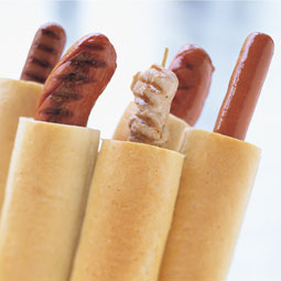 Pan hot dog on the go 40 Ud x 60 Gr (longitud 19 Cm)