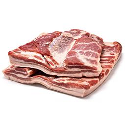Panceta de cerdo Duroc 100% natural