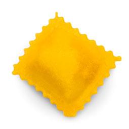 Pasta fresca Cuadrelli Alla Curcuma con Gorgonzola DOP 1Kg