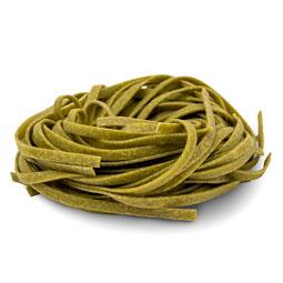 Pasta Fresca nidos de Tagliatelle Verdi 2,5Kg