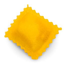 Pasta fresca Quadrelli di curcuma al gorgonzola bolsa