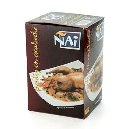 Perdiz escabechada 450 gramos Ñai