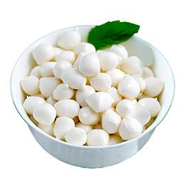 Perlas de mozzarella fresca de 2Gr