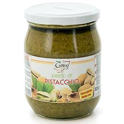 Pesto de pistacho 520Ml