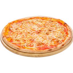 Pizza Atún y Cebolla 6X400Gr