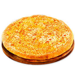 Pizza tres quesos Italiana 6X360gr