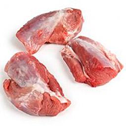 Puntas de solomillo de cerdo 100% natural