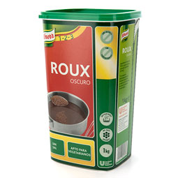 Roux oscuro 900Gr