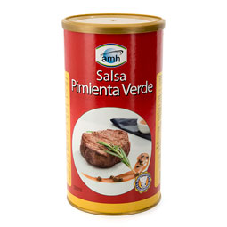 Salsa de pimienta verde 6Ltrs