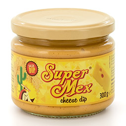 Salsa de queso ideal para dipear