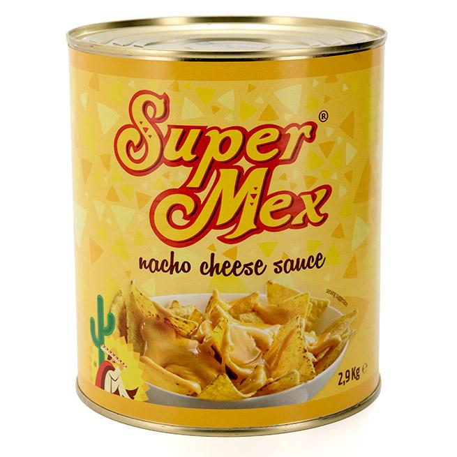 Salsa de queso ideal para nachos detalle