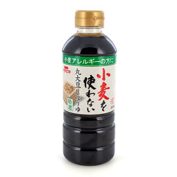 Salsa de soja Japonesa sin gluten 500Ml