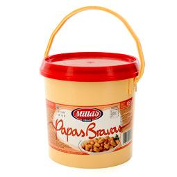 Salsa especial papas bravas Millas 1.850 Kg