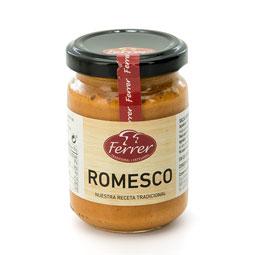 Salsa romescu Ferrer  130Ml