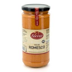 Salsa romescu Ferrer  600Ml