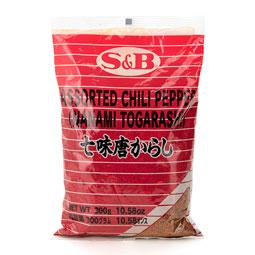 Shichimi togarashi 7 especias 300 gramos