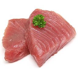 Solomillos de atún de 120 a 170Gr