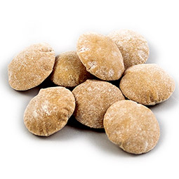 Soporte soplado circulos pan soplado pequeño
