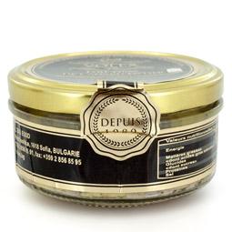 Tarrina de foie gras entier micuit  125Gr