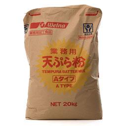 Tempurako harina de tempura 20Kg